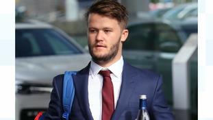 Northamptonshire batsman Ben Duckett