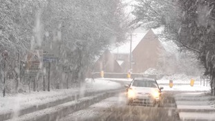 Snow causes travel problems and more could be on the way