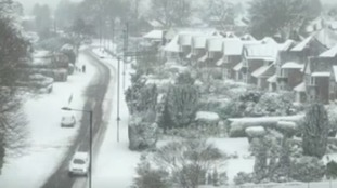 Bin collections in Birmingham have been disrupted by the snow