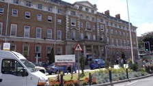 King's College Hospital in London