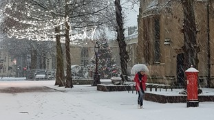 Hundreds of schools closed due to snowy weather