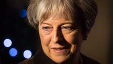 Theresa May: 'New sense of optimism' following Brexit deal