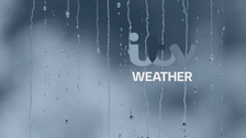 Cloudy with rain, heavy at times, clearing later