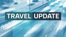 Newcastle Airport - nine flights cancelled