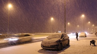 Treacherous driving conditions are expected to cause havoc for motorists as the country returns to work