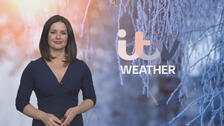 Wales weather: Frost and ice to start the day!