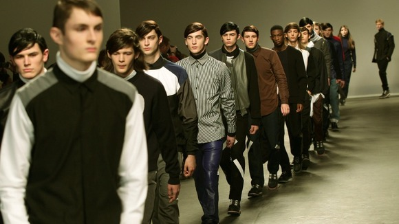 Part of the British Fashion Council&#x27;s London Collections