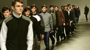 Part of the British Fashion Council's London Collections