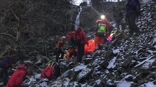 Keswick Mountian Rescue Team