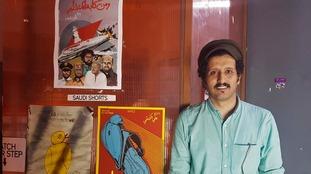 Saudi filmmaker Ali Kalthami
