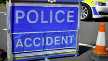 Boy, 14, critically ill after being hit by car in Ripon