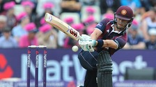 Ben Duckett was suspended following the incident in Perth.