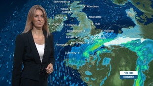 Half a months rainfall in 2 days. Will there be more? Sophia has the latest