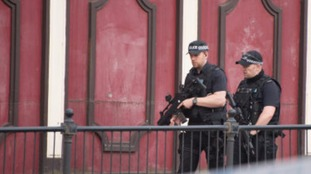 Armed officer visibility to increase in towns