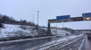 Ambulance service declares 'major incident' after  snow causes spike in demand