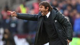 Antonio Conte: Making the Champions League is Chelsea's focus now