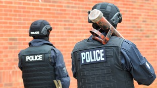 The police in Suffolk have been involved in drugs operations for several years.