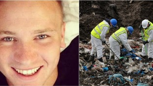 Corrie McKeague: Police end search for missing airman at landfill site