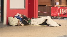 Bristol charity workers warn of winter homeless 'emergency'