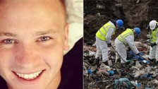 Corrie McKeague: Police end search at landfill site