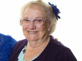 Joan Cawcutt died at the scene