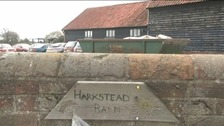 Harkstead Barn says it is disappointed with the findings