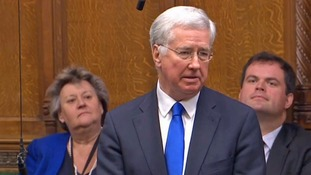 Sir Michael Fallon chose to quit over reports of his previous conduct with women.