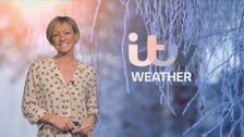 Wales Weather: Bitterly cold and icy!