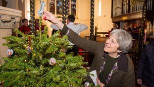 Theresa May nativity joke tops Christmas cracker poll