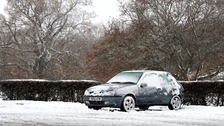 Temperatures plummet to -13C on coldest night of year