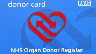 The current system in England requires people to opt-in to organ donation.
