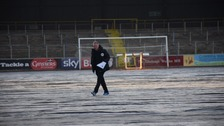 Frozen pitch forces Blues to cancel FA Cup game