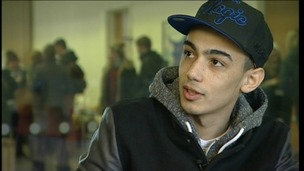 Martin Solomon, 20, from Sale, needs a donor match for a stem cell transplant