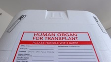 Plan for organ donation 'opt-out' system launched