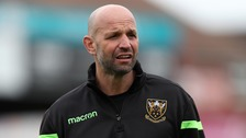 Jim Mallinder has left Northampton Saints