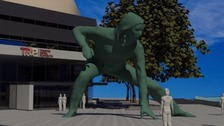 What Plymouth thinks of plans for giant theatre statue