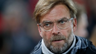 Liverpool's Klopp says he can't change his emotional responses