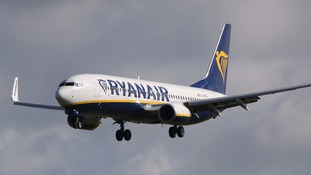 Ryanair pilots to strike five days before Christmas