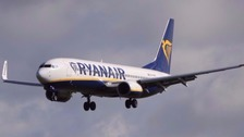 Ryanair pilots planning pre-Christmas strike
