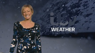 Wales Weather: Wet, windy and icy in places!
