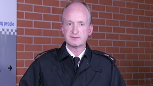 Chief Superintendent Wayne Miller of Greater Manchester Police