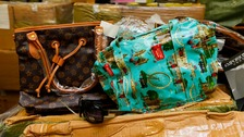 Christmas shoppers urged to avoid fake goods