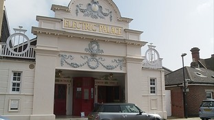 Electric Palace in Harwich