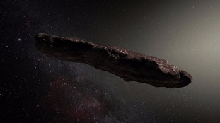 Interstellar asteroid 'Oumuamua' scanned for signs of alien technology