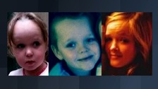 Two people charged with murder of three children after Salford house fire
