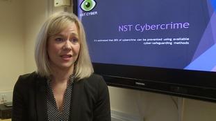 Charlotte Driver set up Suffolk's cybercrime unit.
