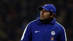 Antonio Conte stands by his comments writing off Chelsea's title hopes despite beating Huddersfield