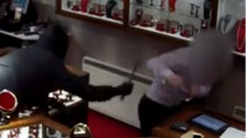 Violent gang jailed after £250,000 jewellery robbery