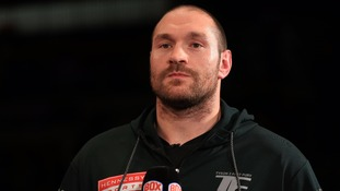 Tyson Fury fires warning to Anthony Joshua after compromise deal from UKAD: I'm coming for you