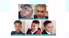 Teenager pleads guilty after five die in Leeds crash